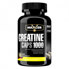 Maxler Creatine CAPS 1000 (100 капс)