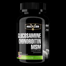 Maxler Glucosamine-Chondroitine-MSM (90 таб)