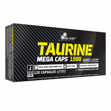 Olimp Taurine Mega Caps (120 капс)