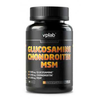 VPLab Glucosamine Chondroitine MSM (90 капс)