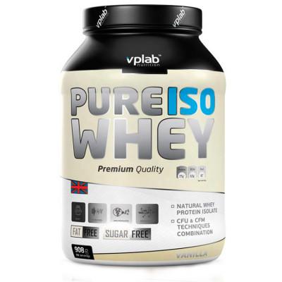 VPLab Pure Iso Whey (908 гр)