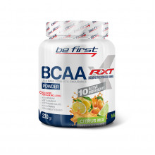 Be First BCAA RXT Powder