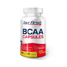 Be First BCAA Capsules (120 капc)