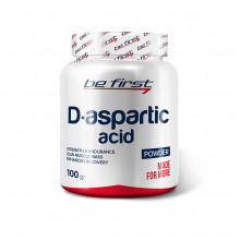 Be First D-Aspartic Acid powder (д-аспарагиновая кислота) 100 гр