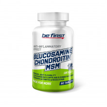 Be First Glucosamine Chondroitin MSM (90 табл)