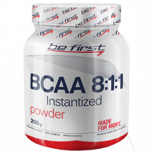 Be First BCAA 8:1:1 Powder