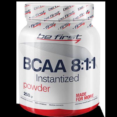 Be First BCAA 8:1:1 Powder