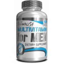 BioTech USA Multivitamin for men (60 таб)
