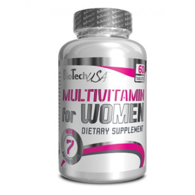 BioTech USA Multivitamin for women (60 таб)