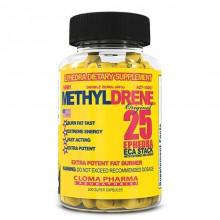 Cloma Pharma Methyldrene 25 ECA Stack