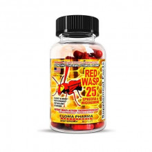 Cloma Pharma Red Wasp 25 Ephedra