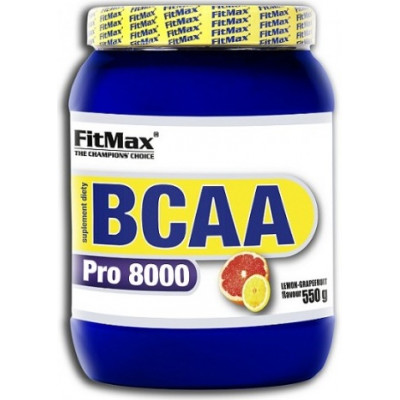 FitMax BCAA Pro 8000 (550 гр)