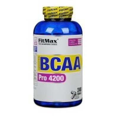 FitMax BCAA Pro 4200 (240 таб)