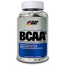 GAT BCAA (180 капс)
