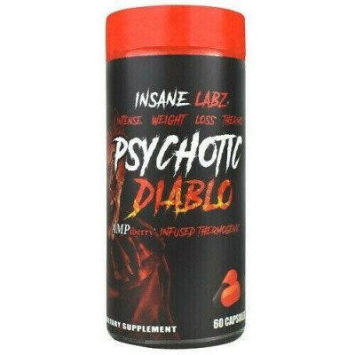 Insane Labz Psychotic Diablo (60 капс)