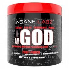 Insane Labz I am GOD