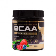 MuscleCraft Nutrition BCAA Formula 2:1:1