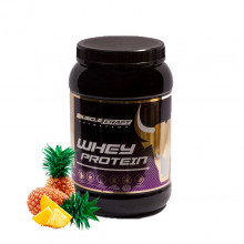 MuscleCraft Nutrition Whey Protein