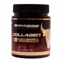 MuscleCraft Nutrition Collagen + (chondroitin, glucosamine, CA)