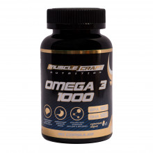 MuscleCraft Nutrition Omega 3 1000