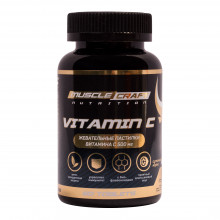 MuscleCraft Nutrition Vitamin C