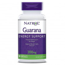 Natrol Guarana 200 mg (90 капс)