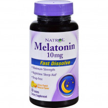 Natrol Melatonin FD 10 mg