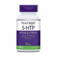 Natrol 5-HTP 50 мг (45 капс)