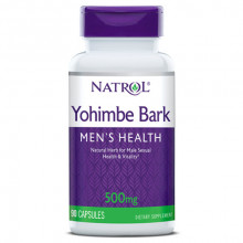 Natrol Yohimbe Bark 500 mg (90 капс)