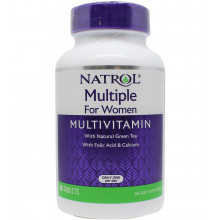 Natrol Multiple for Women (90 табл)