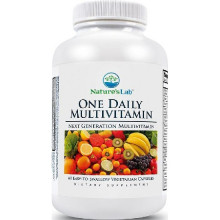 Nature's Lab One Daily Multivitamin (120 капс)