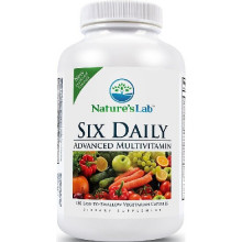 Nature's Lab Six Daily (120 капс)