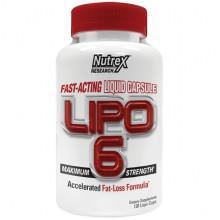 Nutrex Lipo-6 (120 капс.)
