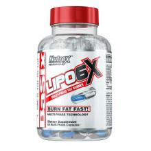 Nutrex Lipo-6X (60 капс)