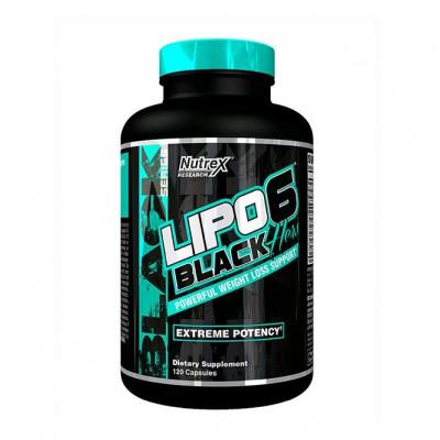 Nutrex Lipo-6 Black Hers (120 капс.)