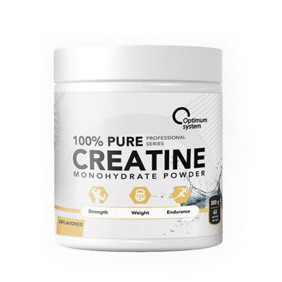 Optimum System 100% Pure Creatine Monohydrate (300 гр)