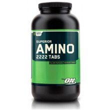 Optimum Nutrition Superior Amino 2222 (320 табл)