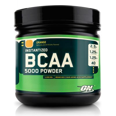Optimum Nutrition BCAA 5000 Powder (380 гр)