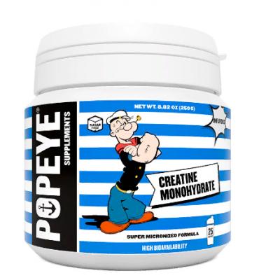 Popeye Supplements Creatine Monohydrate (250 гр)