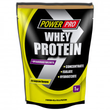 Power Pro Whey Protein (1000 гр)