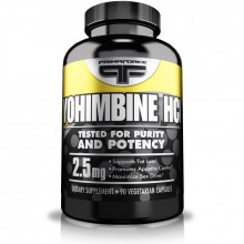 PrimaForce Yohimbine HCI 2.5mg