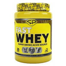 Steel Power Nutrition Fast Whey Protein (900 гр)