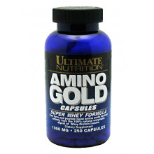 Ultimate Nutrition Amino Gold Tabs (250 табс.)
