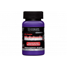 Ultimate Nutrition Melatonin 3 мг (60 капс)