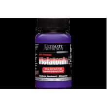 Ultimate Nutrition Melatonin 3 мг (60 капс)