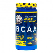 Weapon Nutrition BCAA 2-1-1 Atomic Reaction (400 гр)