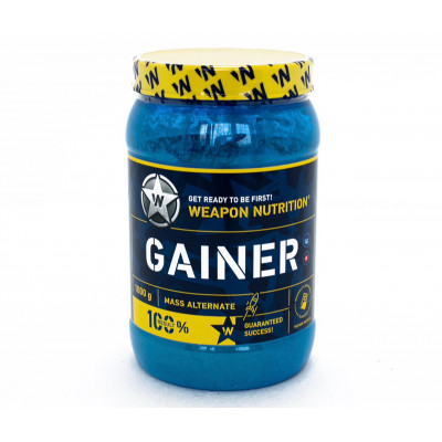 Weapon Nutrition GAINER Mass Alternate (1000 гр)