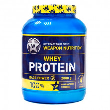 Weapon Nutrition WHEY PROTEIN Rage Power (2000 гр)