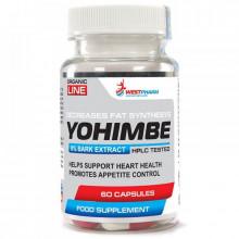 WestPharm Yohimbe Extract (60капс)