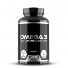 XCORE Omega 3 1000мг